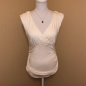 BNWOT White House black market size medium blouse